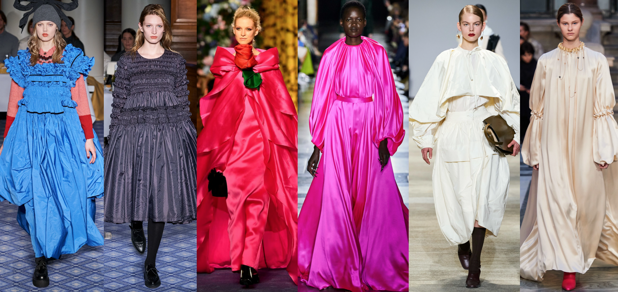 Modest Takes on New York, London and Milan Fashion Weeks' Top Trends
