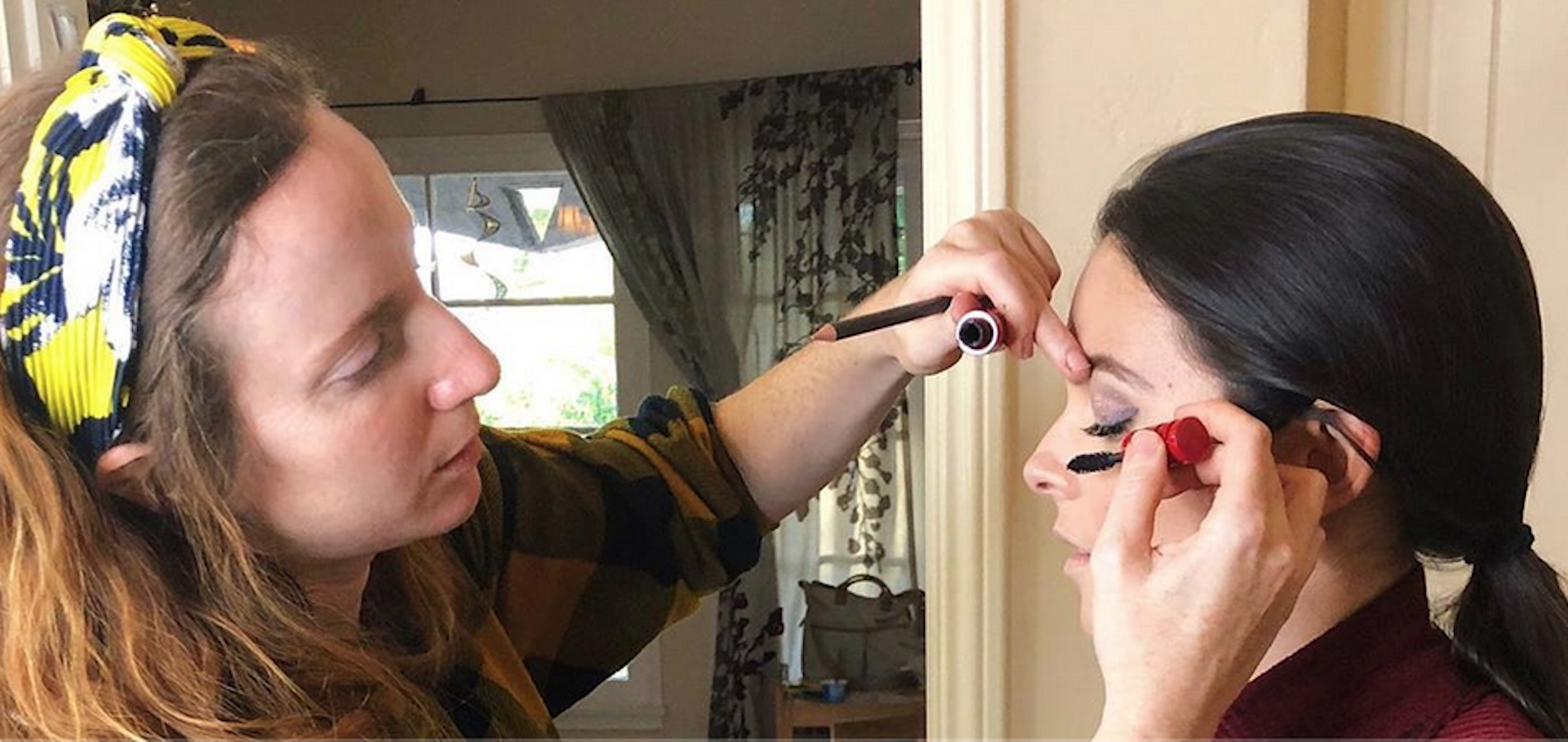 She Grew Up Chabad And Became A Shomer Shabbos Hollywood Makeup Artist