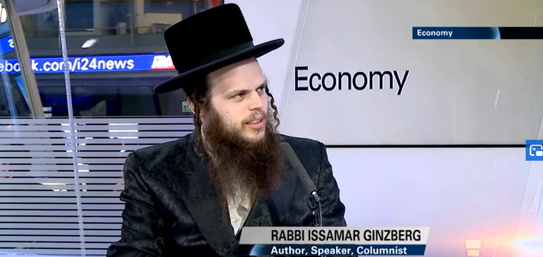 This Hasidic Rabbi Was An Inc. Top 10 Entrepreneur Of The Year