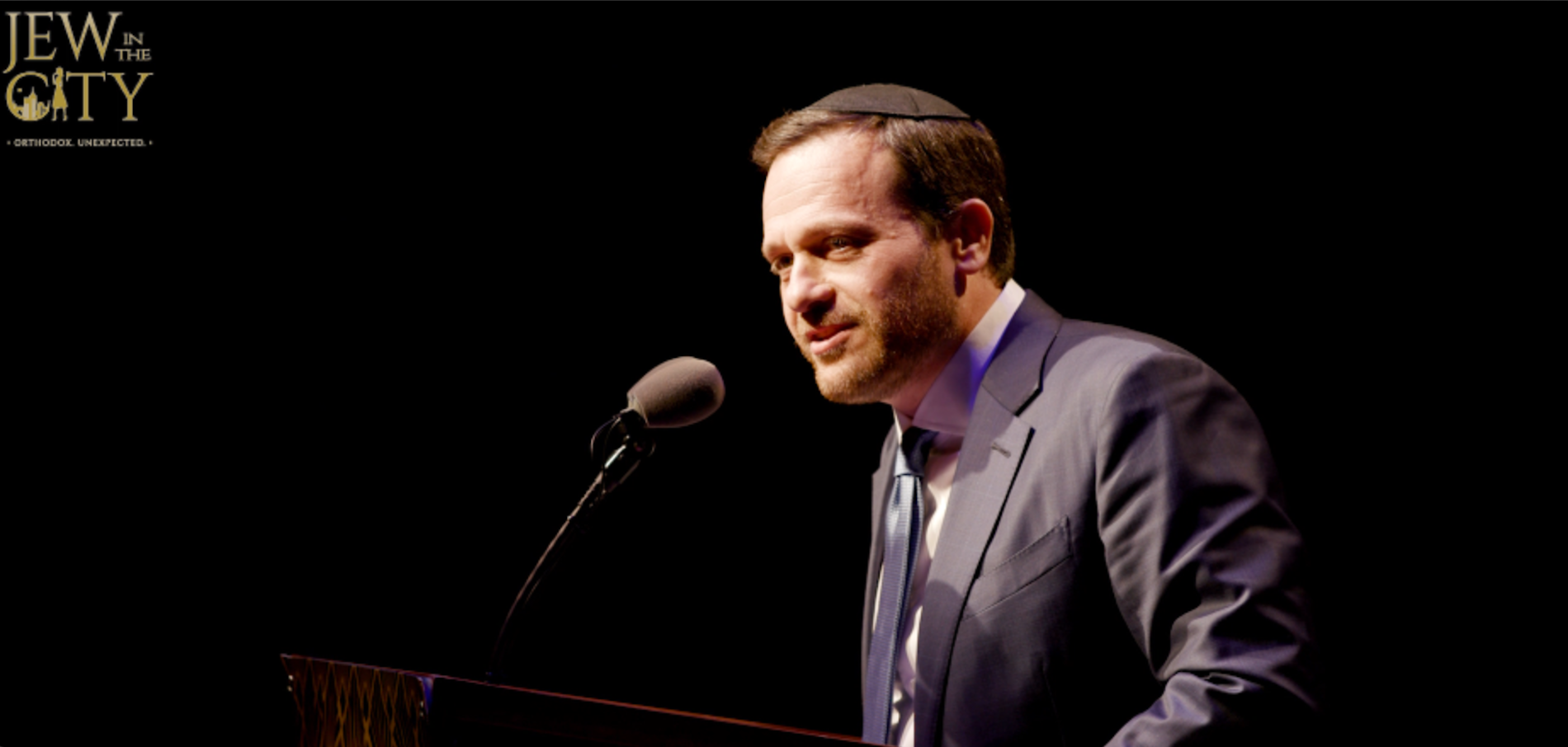 CTO of Open Table, Joseph Essas, Accepts Orthodox Jewish All Star Award