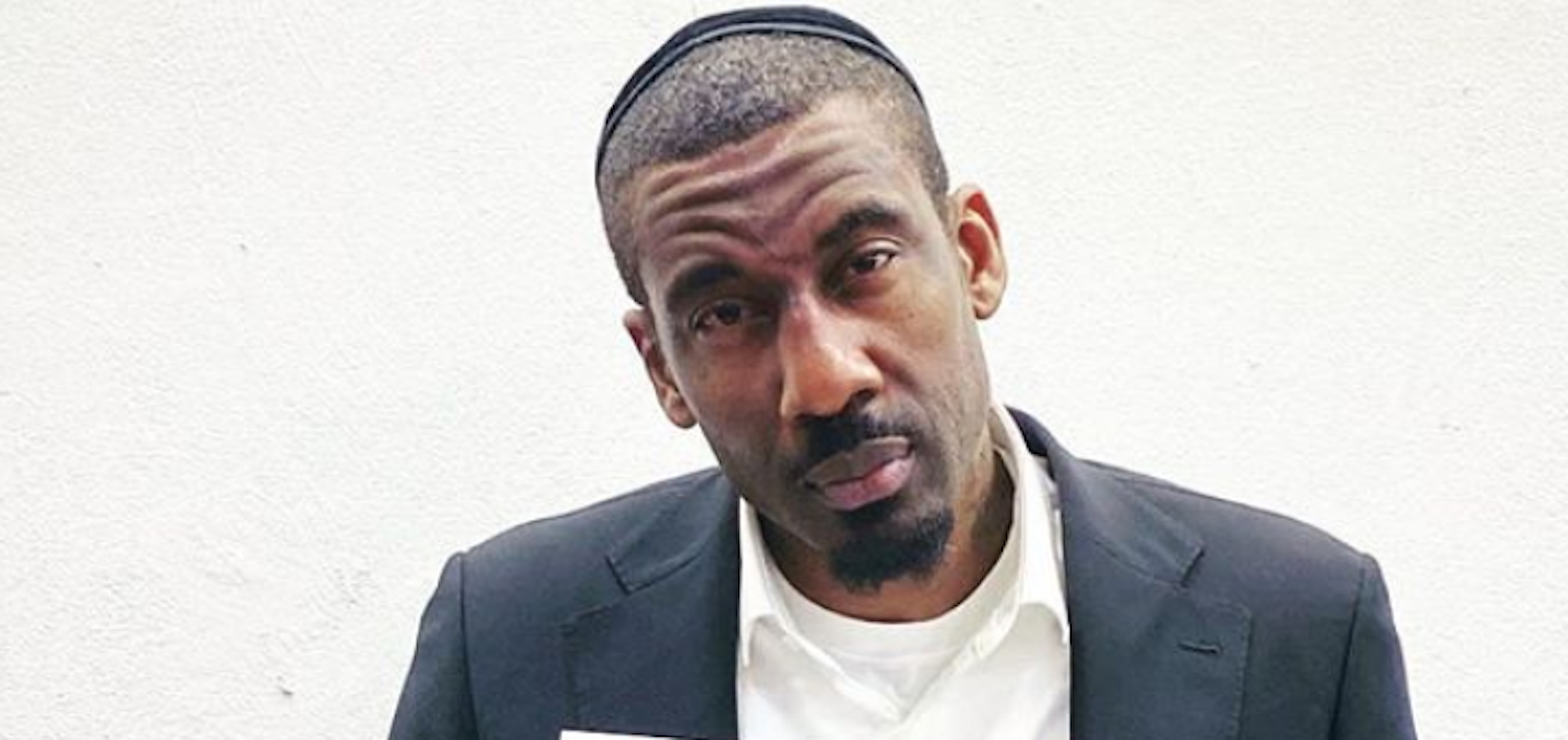 How Amar'e Stoudemire Became An Orthodox Jew