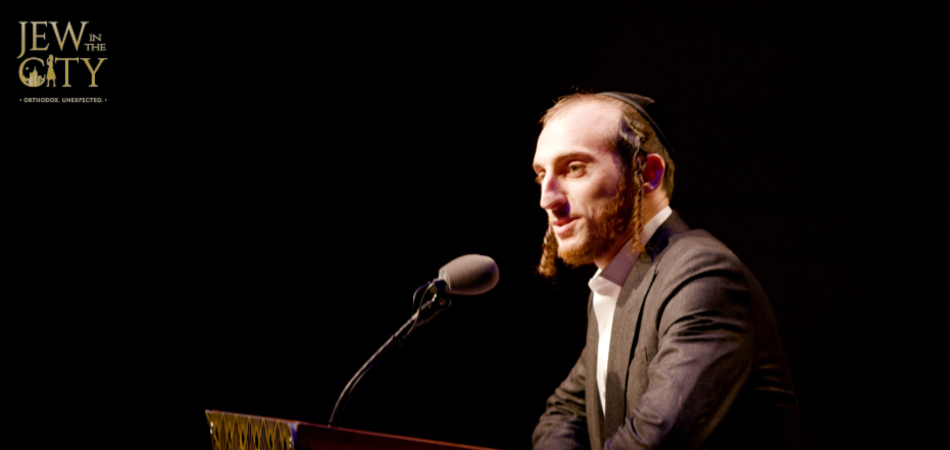 First Born Hasidic Jew to Sign With a Major Record Label, Shulem Lemmer, Accepts All Star Award